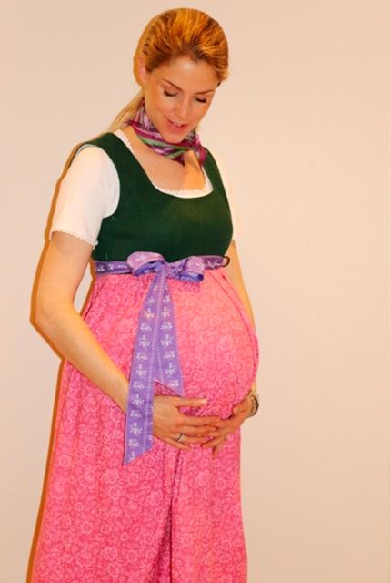 Schwangerschaftsdirndl