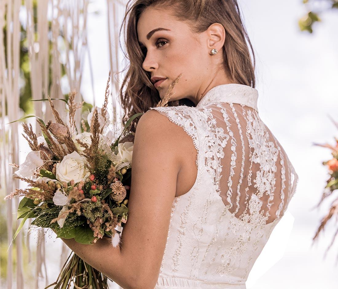 Hochzeits Dirndl