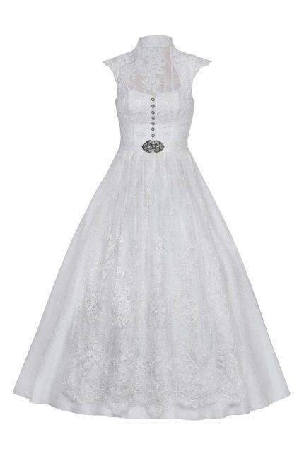 Hochzeitsdirndl Sissi 90 cm